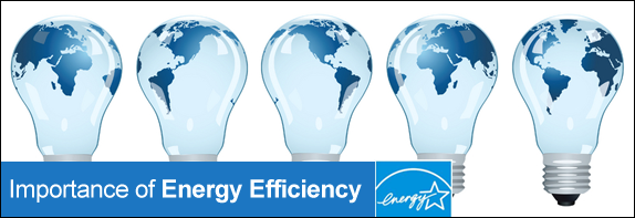 importance of energy efficiency from Energy Star