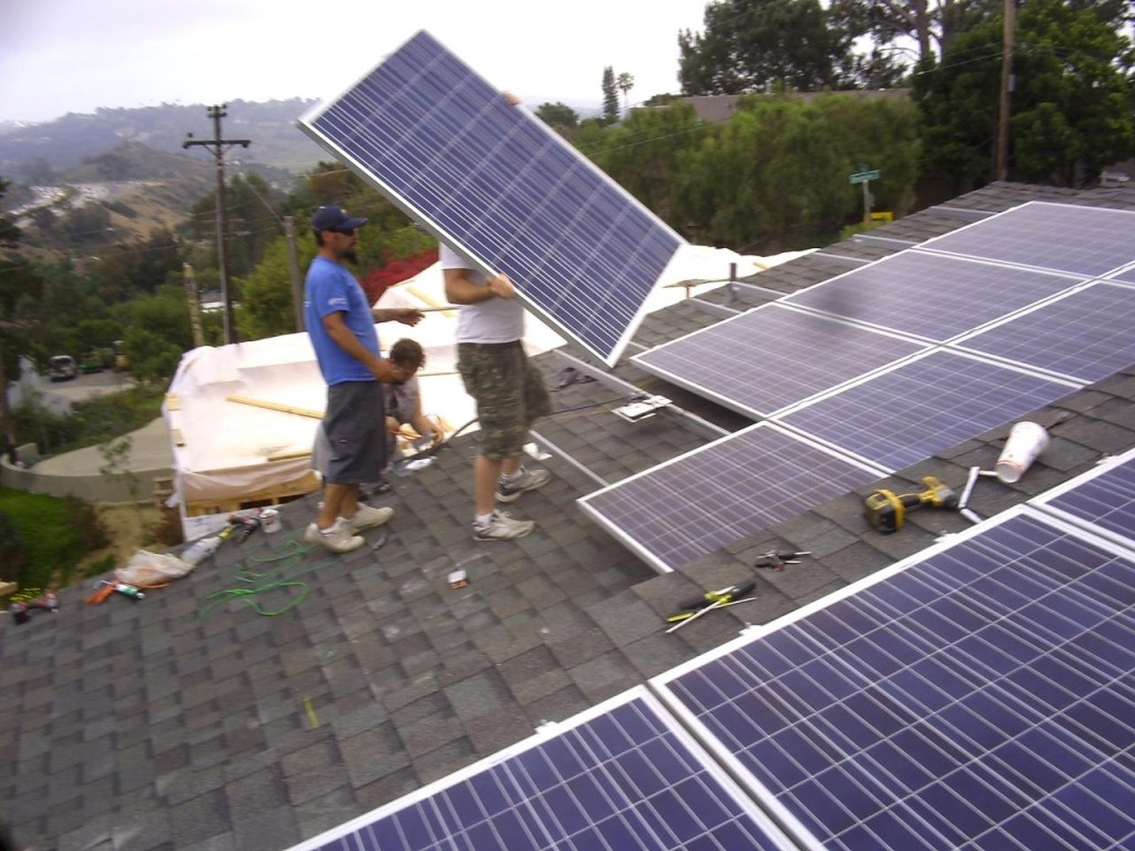 Solar Panel System Installation for your Home | Discount Installation ...