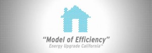 Model of Efficiency Energy Upgrade California